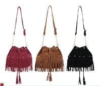 HOT New Fashion Shoulder Bag + Vintage Tassel Cross Women Messenger Bags Popular Women Handbag bag A14   Available Free Shipping