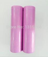 4PCS Battery Battery 18650 2600mAh 3.7v Li-ion Rechargeable Battery