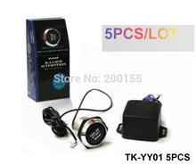 TANSKY – PIVOT ENGINE STARTER SWITCH (BLUE & RED) TK-YY01 5PCS/LOT