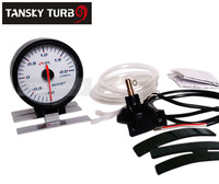 Tansky - AP 60MM BOOST GAUGE ELECTTRO-LUMINESCENT / Auto Boost Guage/  Boost meter (white) TK-AP600001 (W) orignal color box