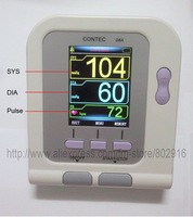 hot-selling: digital blood pressuere monitor ,color lcd screen, multifunctional (adult, child)