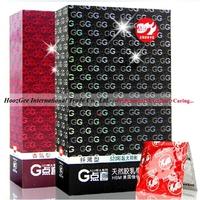 Free Shipping * Guarantee 100% Authentic * G Spot Condoms 40Pcs/Lot  Male Condoms, Latex Condoms Pleasure More Brand
