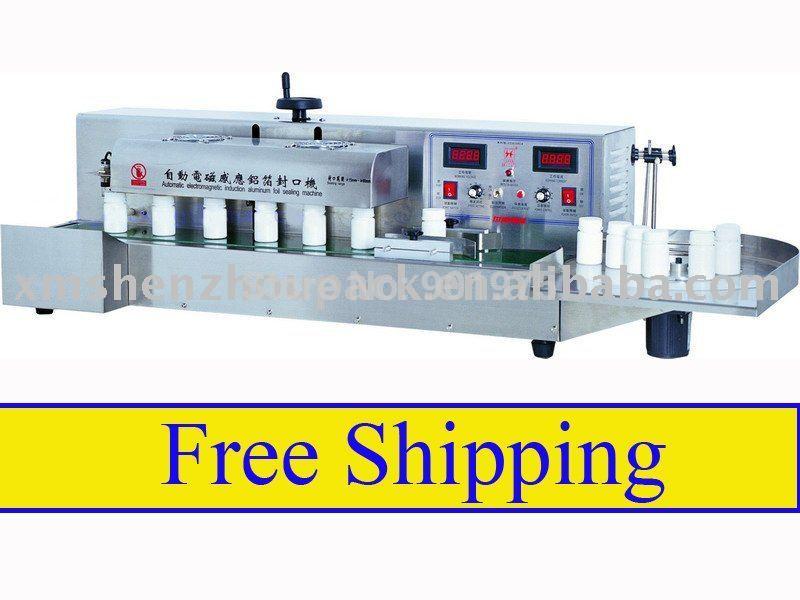 Desktop Electromagnetic Aluminum Foil Lid Induction Sealer for Plastic Bottle and Glass Bottle(China (Mainland))