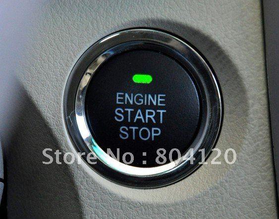 Hotselling Auto Smart Engine Start System(PKE Technology) drop shipping support(China (Mainland))