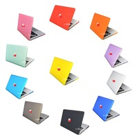Freeshipping matte hard case shell cover for  macbook white 13.3""