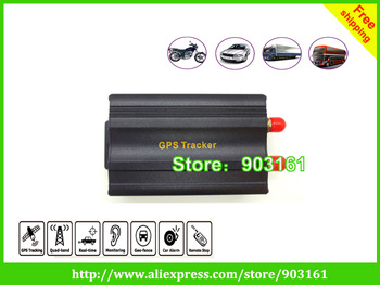 GPS tracking chip with vehicle real-time tracking and Anti-Theft,Remotely to cut off power and gas supply