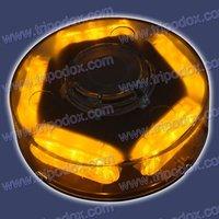 LED Mini Warning Lightbar LED-2213H, Magnet installation