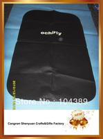 Ochirly black nonwoven suit bag