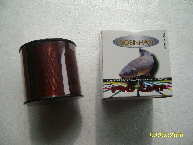 500meters \spool super strong mono nylon fishing line free shipping(China (Mainland))