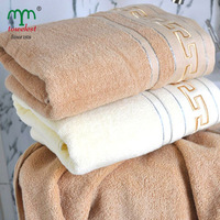 2014 New 3PCS/lot Terry sheet 70*140cm Cotton Towels bathroom terry bath towels beach towels toalha Maomaoyu Brand Freeshipping