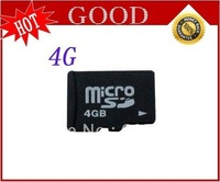 New High quality full capacity of 4GB TF card Free shipping
