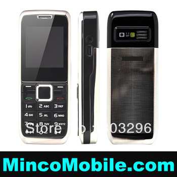 Unlocked GSM Dual SIM Card Mini E71 M71 Mobile Phone with Russian Keyboard