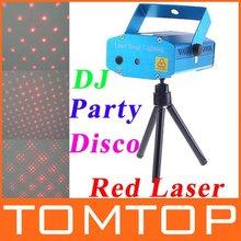 Partido Mudanza mini proyector Red minorista láser Etapa de luz láser de DJ fiesta luz de la etapa y al por mayor el envío libre al por mayor(China (Mainland))