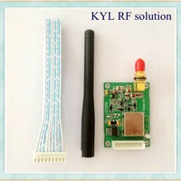KYL-200L 433MHz Wireless Data Tranceiver AMR 2km RS232 Transmitter, Wireless Receiver RS485 Radio Modem