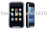 Free Shipping 2.8 Inch 8GB touch screen mp3 mp4 fm raido video game ebook music player