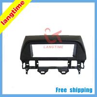 Free shipping-Car refitting DVD frame,DVD panel,Dash Kit,Fascia,Radio Frame,Audio frame for 2006 MAZDA 6 ,1 DIN