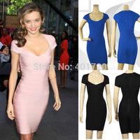 Bandage Dress H154 Short Sleeve Evening Dress Party Dress Celebrities Dress