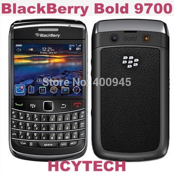 9700 Refurbished Original Unlocked Blackberry Bold 9700 Wi-Fi GPS 3.15MP+QWERTY 3G Phone Free Shipping