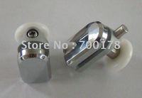 (Latest)  plastic single shower bath roller(HS094)