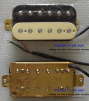 Sell Free Shipping Free pickup rings a set of Alnico Vintage Zebra guitar pickups humbucker guitar pickups