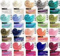 180cmx75cm  40 colors 2014 HOT SALE Cashmere PASHMINA Shawls Scarf can be MUSLIM HIJAB