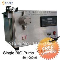 10ml-10L/min tabletop semi automatic bottle filling machine CYIB
