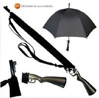 EMS 5pcs/lot Free shipping Rifle Umbrella Gun Umbrella 100cm Big size