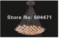 Free shipping modern lamp 30 lights glass pendant light  aslo for wholesale