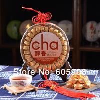 Original * Premium Mini Tuo Cha Puer Ripe Tea 200g