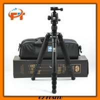 High Quality Professional Digital Camera Tripod for DSLR Camera T-2005X With G20 Ball Head