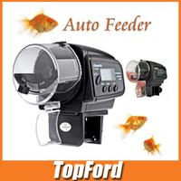 Resun AF-2009D Aquarium Auto Fish Feeder Automatic LCD #AR021