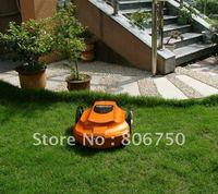 200m Virtual Wire&200 Peg/Intelligent Auto Grass Cutter(Automatic mower, Lawn mower, Grass cutter)+Li-ion Battery +Free Shipping