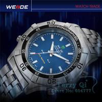 Hot!   Men Digital Display Alarm Quartz Wrist Watch  LED Digital Watch Xmas Gift Free Ship