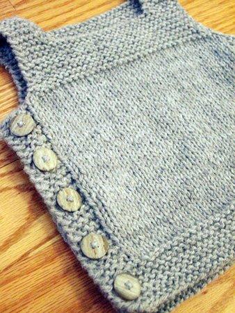 Baby Sweaters To Crochet Patterns : SWEATER VEST CROCHET PATTERN