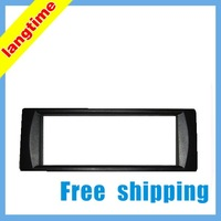 Free shipping--Car refitting DVD frame,DVD panel,Dash Kit,Fascia,Radio Frame,Audio frame for 03 Audi A6,1 Din