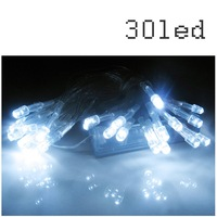 BATTERY power OPERATED 30LED string MINI led battery box string FAIRY LIGHTS white Item No.A028