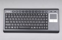 Stock Promotion- 2.4G Wireless Keyboard for Media Center and HTPC K8,France Version,Touchpad+USB Receiver