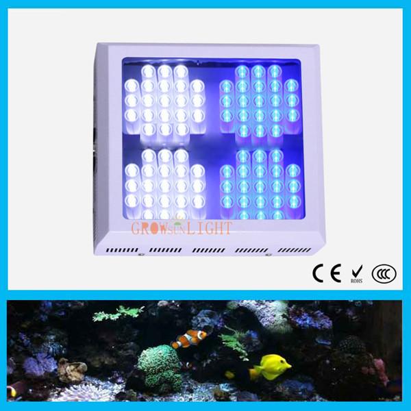 led aquarium light 250W 84bulbs Bridgelux 3w led chip LED Aquarium lamp reef tank coral marine/fresh water plant aquatic lmap(China (Mainland))