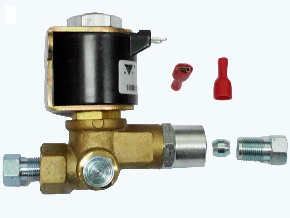электромагнитные регуляторы давления газа