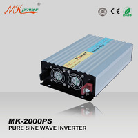 12VDC 2000W pure sine wave inverter, solar power inverter