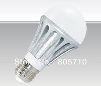 3W 5W LED Bulb 220V AC E27  White and Silver grey color optional, reasonable price high quality
