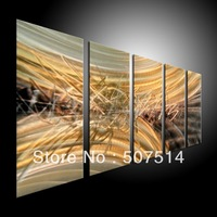 Metal Painting Wall ART 100%Handmade. Metal Sculpture By Artist Zxlei. Metal Wall Oil Painting Wall