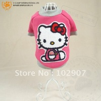 "Cleanig Stock"" MY-PET"" Dog Apparel Dog clothes cotton shirt in difference Cartoon Patten , mix colour and size available"