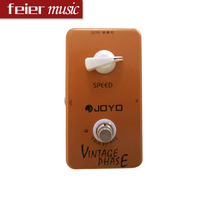 JOYO High Gain Guitar Effect Pedal Distortion JF-06 Vintage Phase , Classic phaser sounds/True Bypass Design Free Shipping