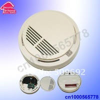 wireless smoke alarm/smoke detector 9V battery 433MHZ/ 315MHZ  free shipping