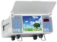 "free shipping!Desktop 3.5"" high resolution LCD display digital Satellite Finder/monitor,AV input, with bag,battery,JTY902"