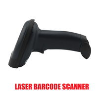 usb port laser barcode scanner,Bar Code reader   No Holder