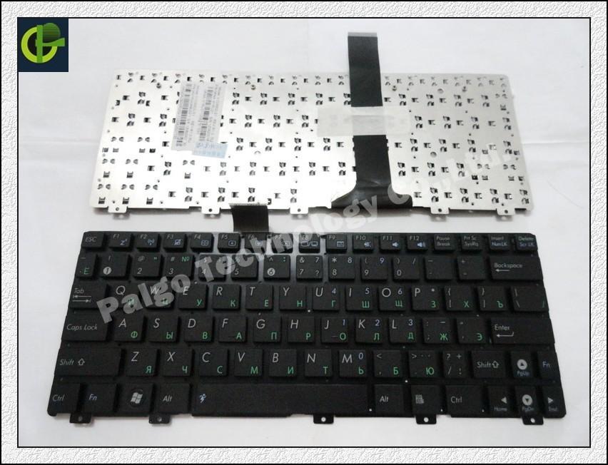 Russian Keyboard for Asus Eee PC EPC 1015 1015B 1015p 1015PN 1015PW 1015T 1011px Black RU keyboard(China (Mainland))