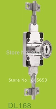quality goods High-class zinc alloy extending bar lock drawer lock / furniture lock / cabinet lock (DL168-22)