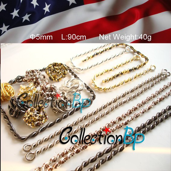 CollectionBP Classic Twistable, Bendable Uniquely Sculptural Bendy Necklace in Multi Color Retail for $20-$29/pcs(China (Mainland))